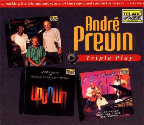 André Previn Between The Devil And The Deep Blue Sea cover art