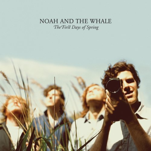 Noah And The Whale Blue Skies cover art