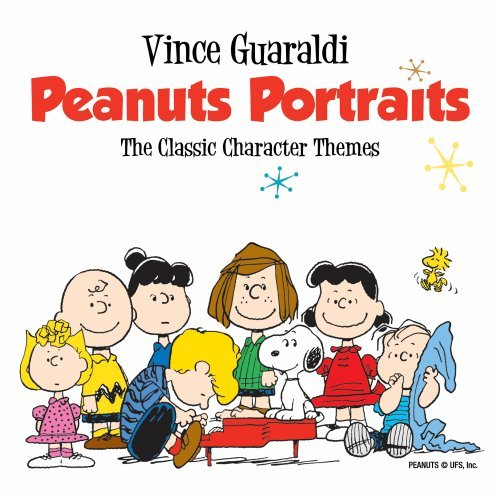 Vince Guaraldi Schroeder cover art