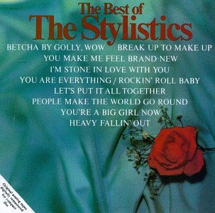 The Stylistics You're A Big Girl Now cover art