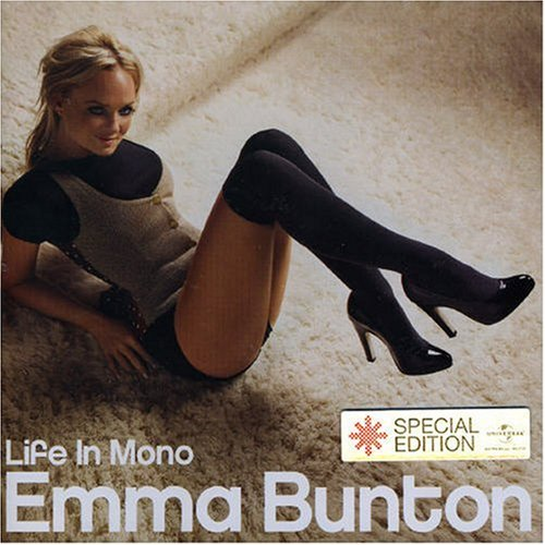 Emma Bunton Downtown cover art