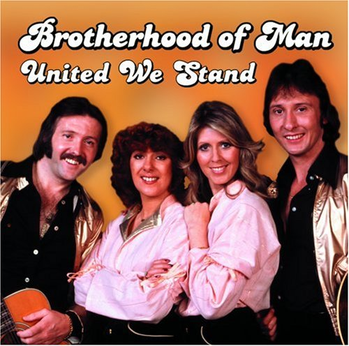 Brotherhood Of Man United We Stand cover art