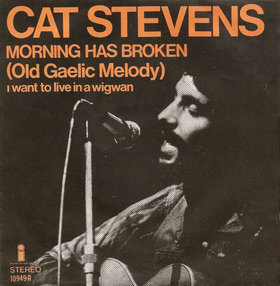 Cat Stevens I Want To Live In A Wigwam cover art