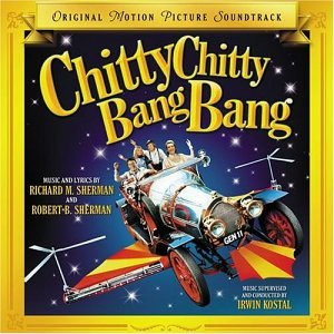 Richard M. Sherman Chitty Chitty Bang Bang cover art