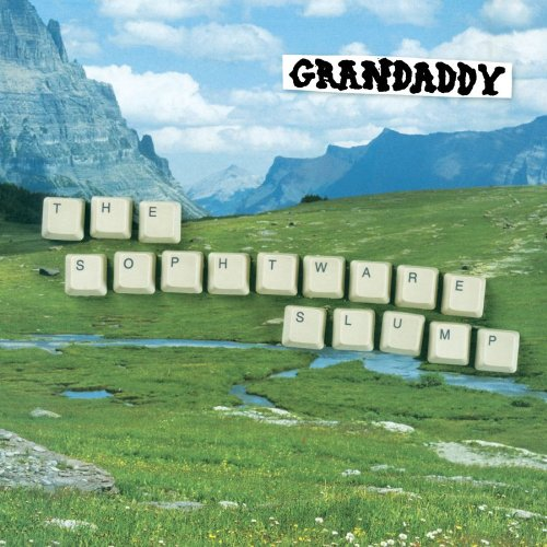 Grandaddy He's Simple, He's Dumb, He's The Pilot cover art