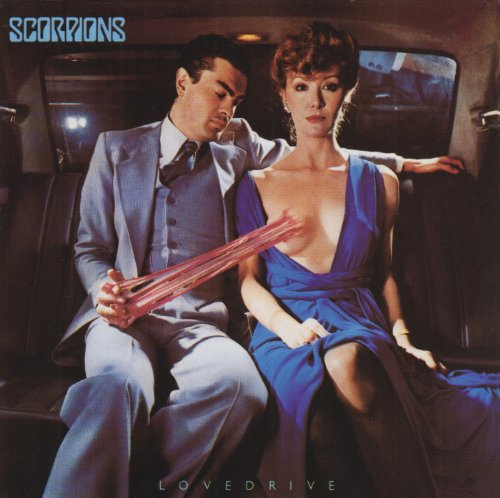 Scorpions Holiday cover art