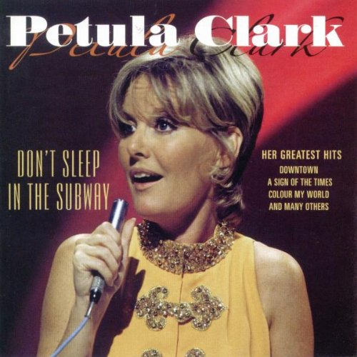 Petula Clark The Other Man's Grass Is Always Greener cover art
