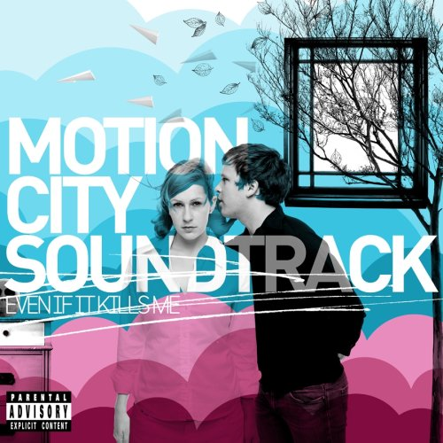 Motion City Soundtrack Broken Heart cover art