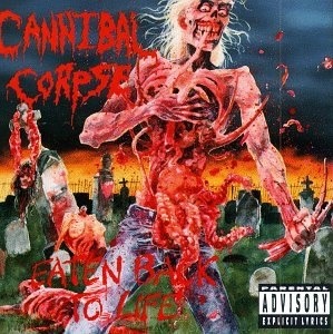 Cannibal Corpse A Skull Full Of Maggots cover art