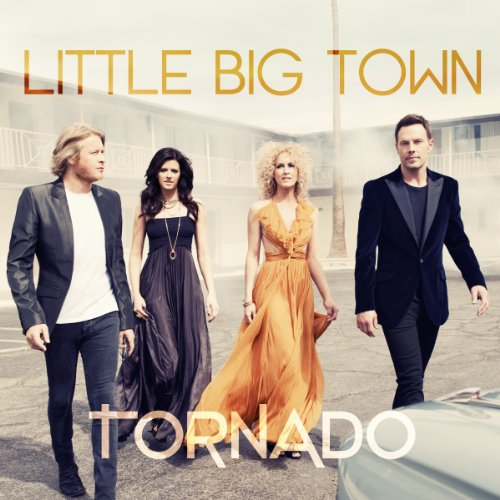 Little Big Town Pontoon cover art
