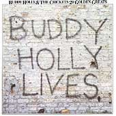 Buddy Holly Think It Over cover art