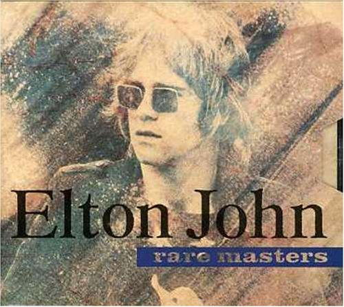 Elton John I've Been Loving You cover art