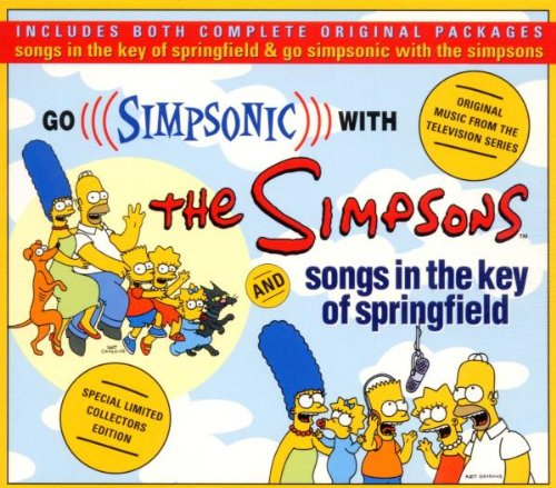 The Simpsons Your Wife Don't Understand You cover art