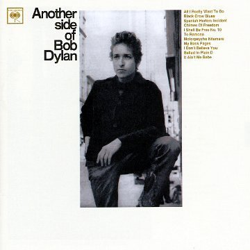 Bob Dylan All I Really Want To Do cover art