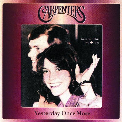 Carpenters Please Mr. Postman cover art