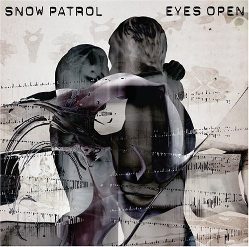 Snow Patrol Open Your Eyes cover art