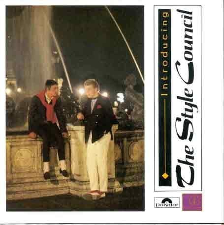 The Style Council Long Hot Summer cover art