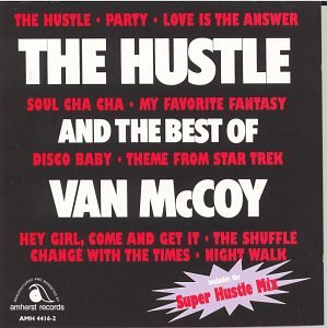 Van McCoy & The Soul City Symphony The Hustle cover art