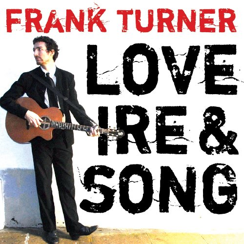 Frank Turner Long Live The Queen cover art
