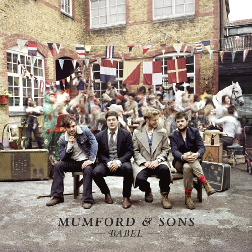 Mumford & Sons Lovers' Eyes cover art