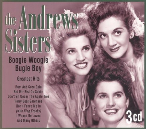The Andrews Sisters South American Way cover art