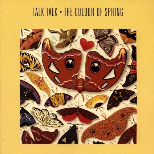 Talk Talk Living In Another World cover art