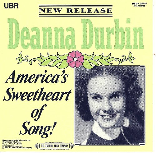 Deanna Durbin My Own cover art