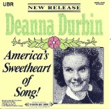 My Own sheet music by Deanna Durbin