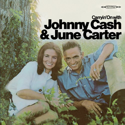Johnny Cash Long Legged Guitar Pickin' Man cover art