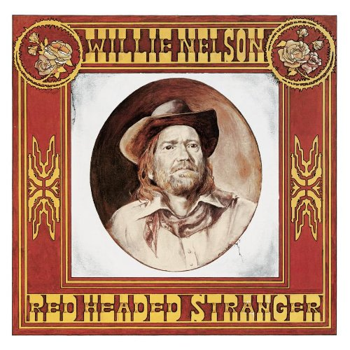 Willie Nelson Blue Eyes Crying In The Rain cover art