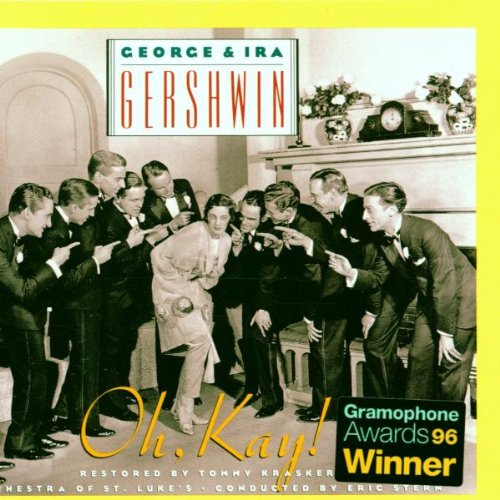George Gershwin Oh, Kay cover art