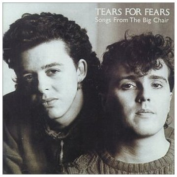 Tears For Fears Shout cover art