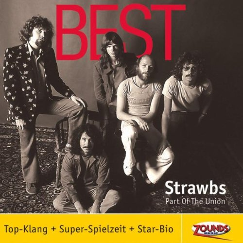 The Strawbs Forever Ocean Blue cover art