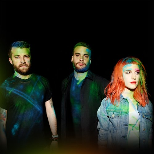 Paramore Grow Up cover art