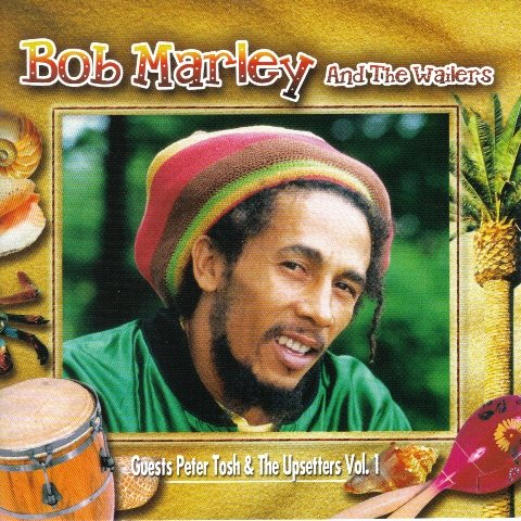 Bob Marley Judge Not cover art