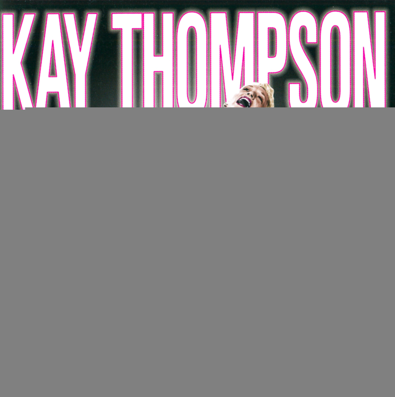 Kay Thompson The Holiday Season cover art