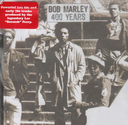 Bob Marley Lively Up Yourself cover art