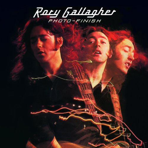 Rory Gallagher Shadow Play cover art