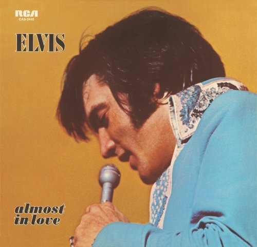Elvis Presley U.S. Male cover art