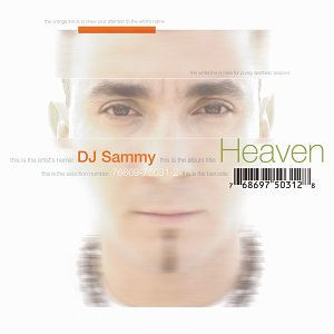 DJ Sammy Heaven (piano version) cover art