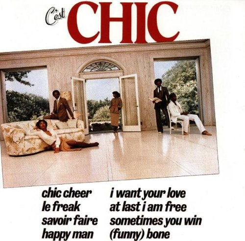 Chic Le Freak cover art