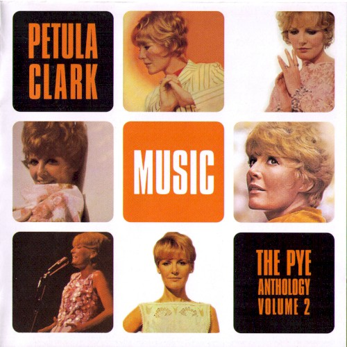 Petula Clark:Love Me With All Your Heart (Cuando Calienta El Sol)