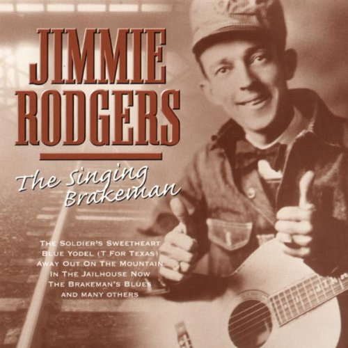 Jimmie Rodgers Mule Skinner Blues cover art
