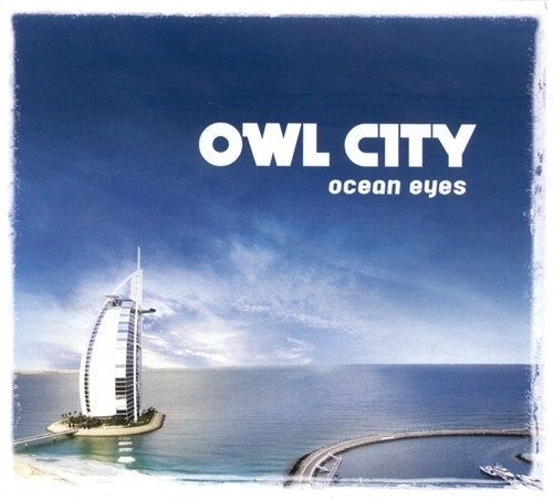 Owl City Umbrella Beach cover art