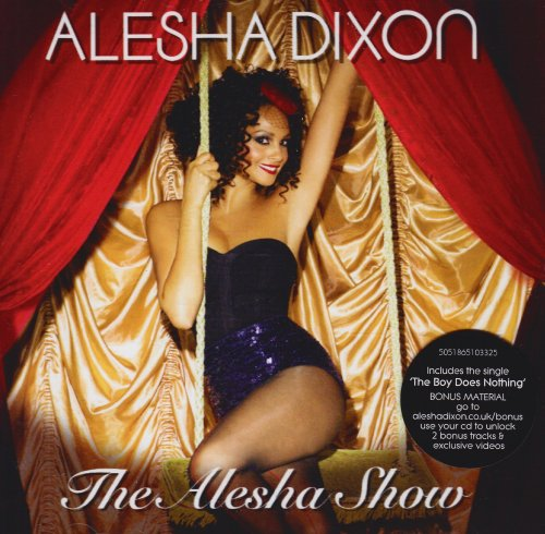 Alesha Dixon Breathe Slow cover art