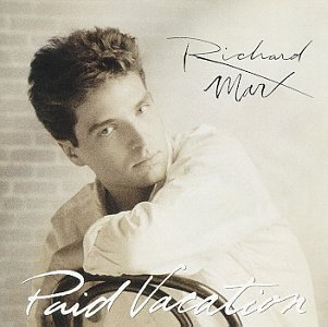 Richard Marx The Way She Loves Me cover art