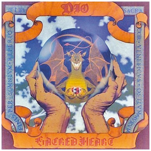 Dio Sacred Heart cover art
