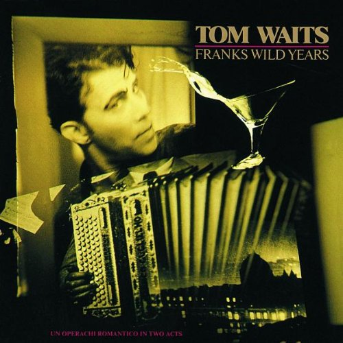 Tom Waits Yesterday Is Here cover art
