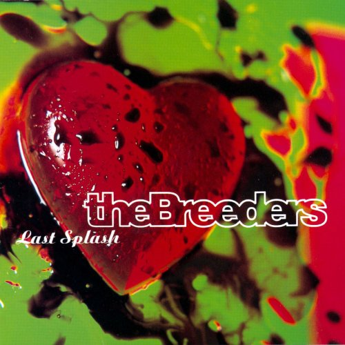 The Breeders Cannonball cover art