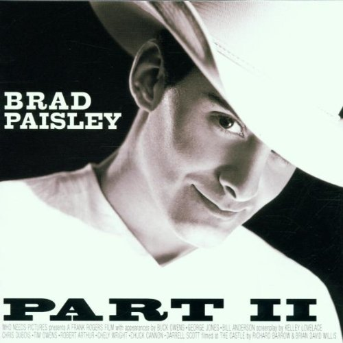 Brad Paisley Wrapped Around cover art